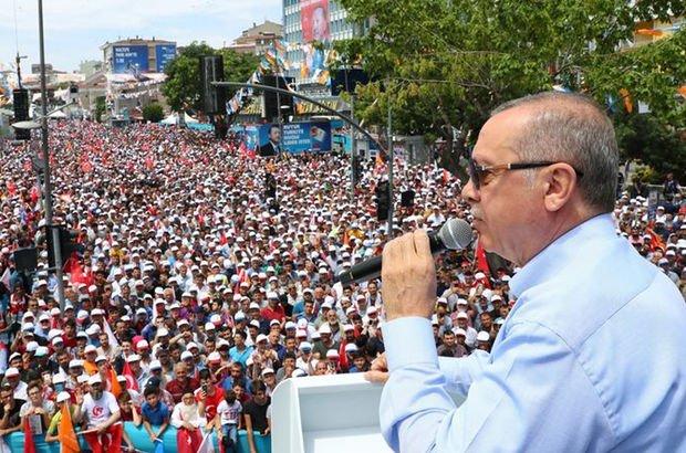 Son dakika... Cumhurbaşkanı Erdoğan: Pazar günü 'Git bakalım Muharrem' diyecek!