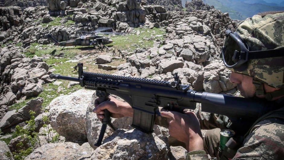 Afrin Harekatı'nda 'etkisiz' terörist sayısı açıklandı