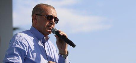 Son dakika... Cumhurbaşkanı Erdoğan Sarıyer'de vatandaşlara hitap ediyor