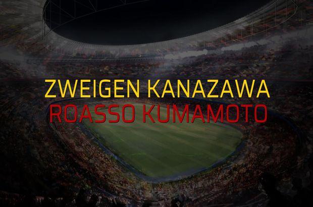 Zweigen Kanazawa - Roasso Kumamoto maçı ne zaman?