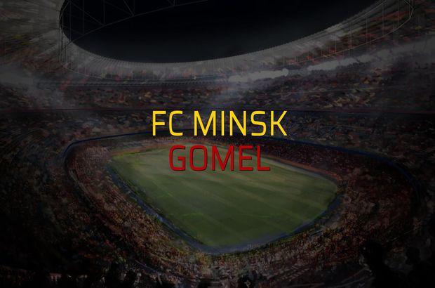 FC Minsk - Gomel düellosu