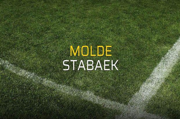 Molde - Stabaek maçı ne zaman?