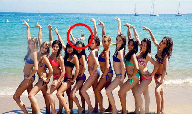 Photoshopsuz olduğuna inanamayacağınız gerçek kareler