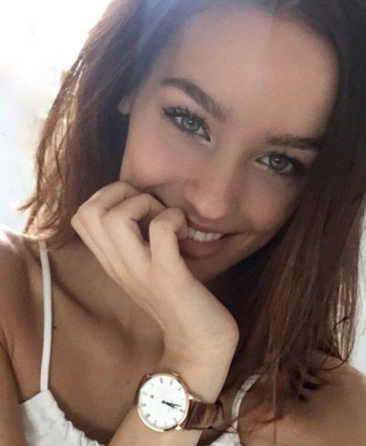 Dünyanın konuştuğu Türk kızı sosyal medyayı salladı
