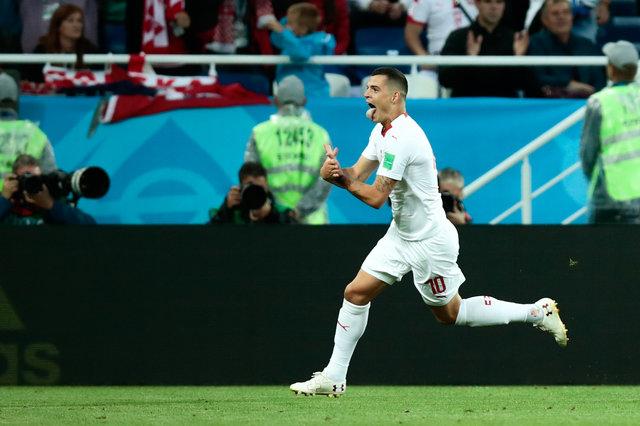Dünya Kupası yüzünden Dua Lipa ile Tosic'in eşi Jelena birbirine girdi! - Xhaka ve Shaqiri'nin gol sevinci FIFA'lık oldu!