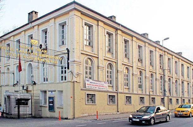 Mimar Sinan Üniversitesi'ne tahliye tepki çekti