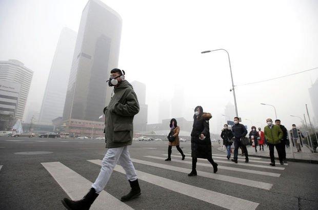 Havayı en çok Çin kirletti