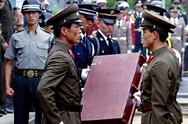 ABD, Kuzey Kore'ye tabut gönderiyor