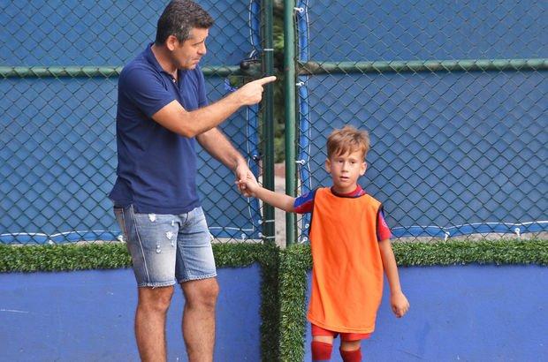 Hüseyin Eroğlu: Almanya'da çocuklar 5 yaşında futbolla tanışıyor