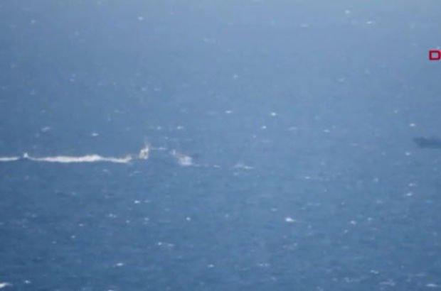 Son dakika... Bodrum açıklarında Türk kaptana ateş açıldı
