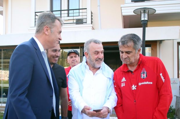 Beşiktaş'ta yardımcı zirvesi! Şenol Güneş, sınava aldı!