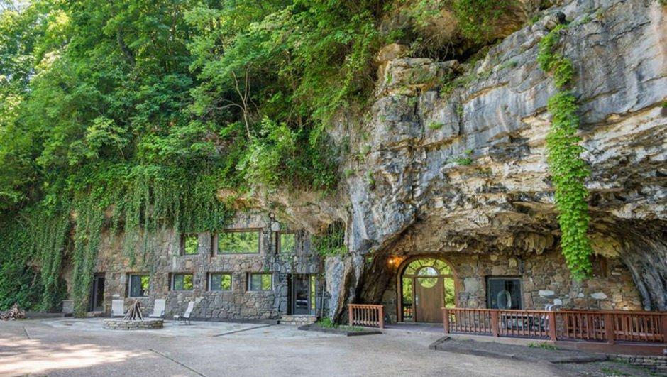 700 yıllık mağarayı baştan yarattı! Siz bir de içini görün!