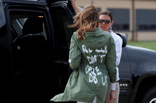 First Lady'ye tepki olarak kampanya başlattılar!