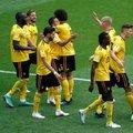 Belçika gol oldu yağdı!