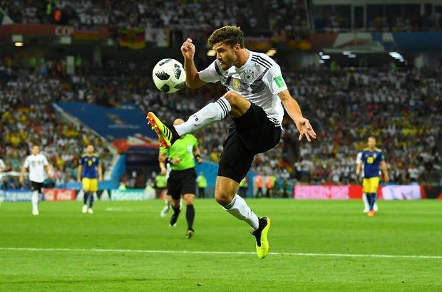 Almanya ile İsveç maçında 'yok artık' dedirten rakam!