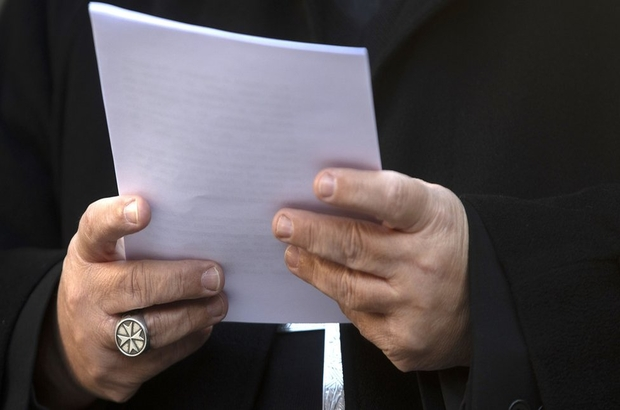 Eski Vatikan diplomatı çocuk pornografisinden suçlu bulundu: 5 yıl hapis, 5 bin Euro para cezası