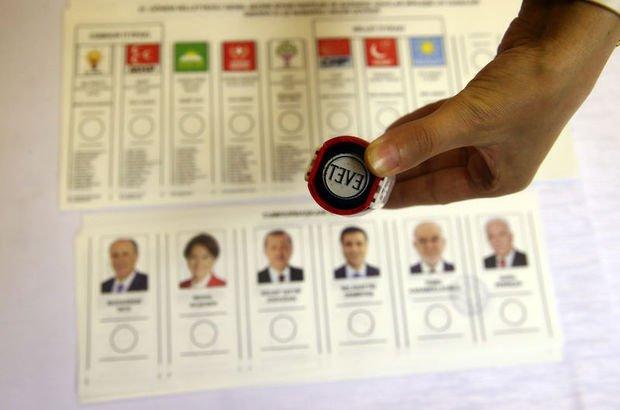 Oy kullanma saat kaçta başlıyor, bitiyor? Oylar kaça kadar kullanılacak? 2018 oy kullanma saatleri