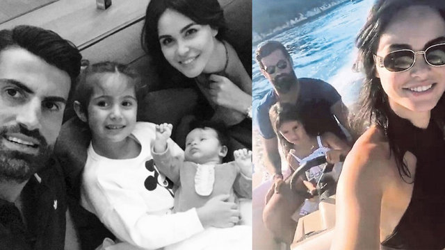 Volkan Demirel'in eşi Zeynep Sever Demirel'in paylaşımı tepki topladı! - Magazin haberleri
