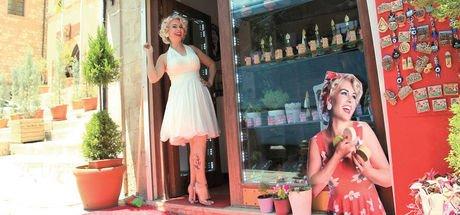 Mardinli Marilyn Monroe: Sabuna değil bana ilgi gösteriyorlar