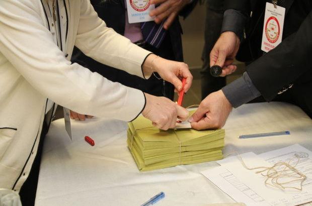İçişleri Bakanlığı: Oy verme işlemi tüm yurtta sorunsuz başladı