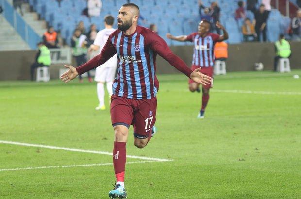 Burak Yılmaz'dan flaş tavır - Burak ile Trabzonspor arasında soğuk rüzgarlar! -Trabzonspor haberleri