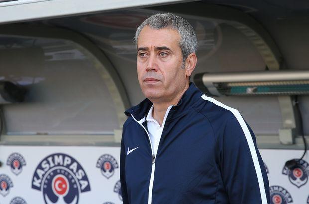 Kasımpaşa Teknik Direktörü Kemal Özdeş
