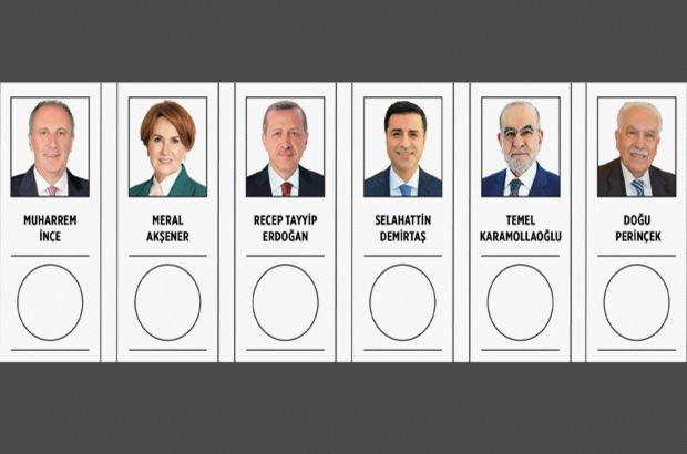 Son dakika... İşte liderlerin oy kullanacağı sanduklar