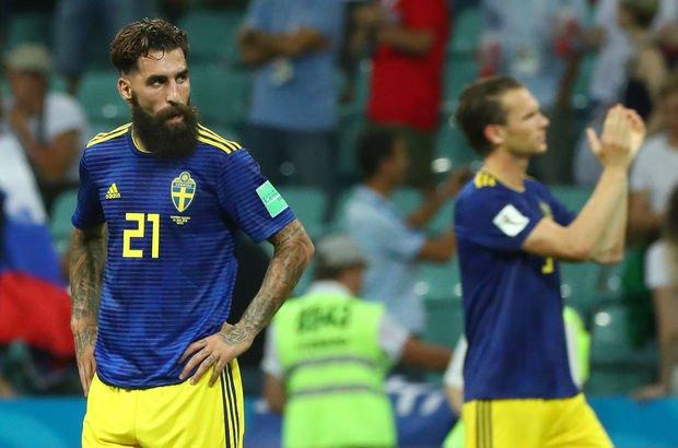 Türk asıllı İsveçli futbolcu Jimmy Durmaz'a ölüm tehdidi ve ırkçı saldırı! - Almanya maçından sonra