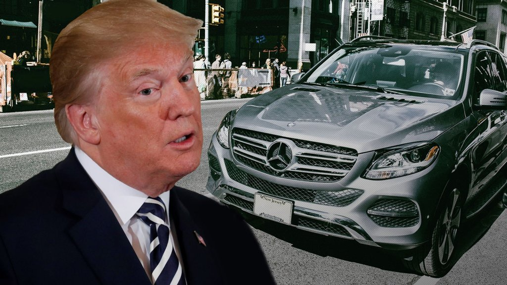 Mercedes'i silerim demişti! Sert cevap geldi