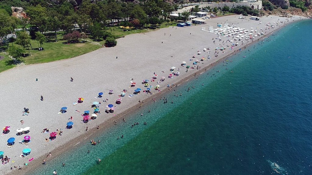 Antalya turizminde 23 Haziran rekoru