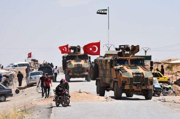 Son dakika: Münbiç'te Türk askerinden dördüncü devriye