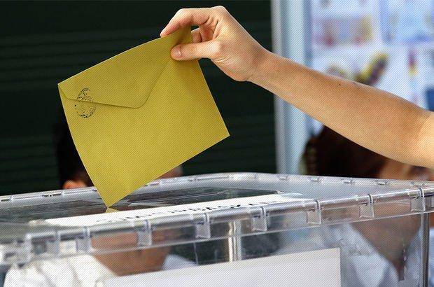 En yaşlı ve en genç adaylar oylarını kullandı!