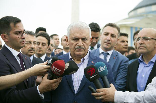 Yıldırım: Erzurum'daki vatandaşların ölümü seçimle ilgili değil