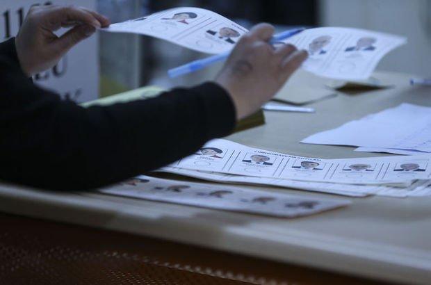 Son dakika: Son 4 seçimin en sakini! İçişleri Bakanlığı'ndan açıklama
