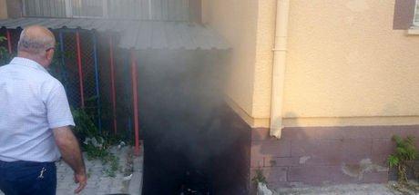 Son dakika: İl Seçim Kurulu'nun bulunduğu Niğde Adliyesi'nin bodrum katında yangın