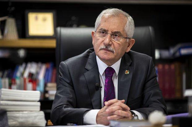 Son dakika: YSK Başkanı Güven'den Suruç açıklaması