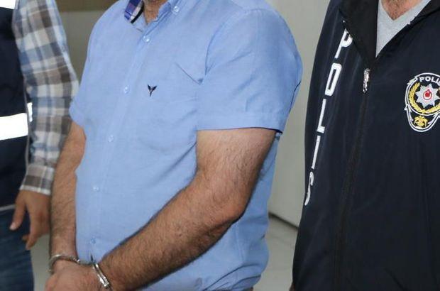 FETÖ şüphelisi oy kullanmak isterken gözaltına alındı