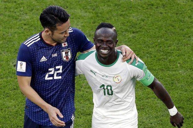 Japonya: 2 - Senegal: 2 | MAÇ SONUCU