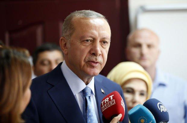 Dünya liderlerinden Erdoğan'a tebrik telefonu!