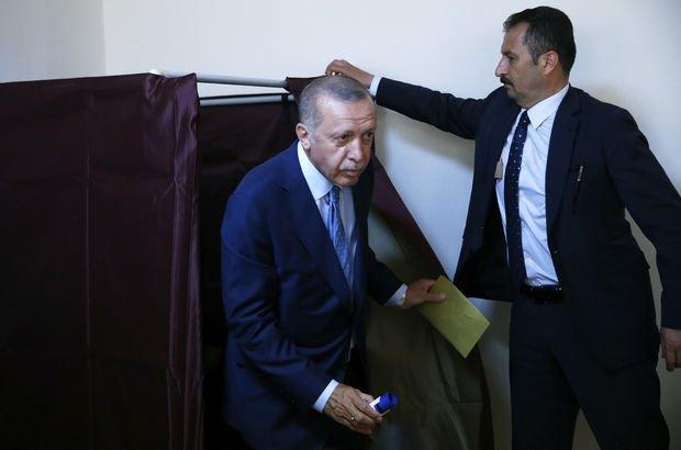 Son dakika... Erdoğan ilk turda kazandı