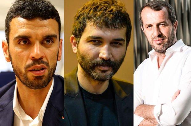 Kenan Sofuoğlu, Barış Atay, Alpay Özalan, Saffet Sancaklı
