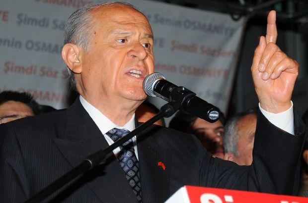 Son dakika... MHP lideri Bahçeli: Milletimiz MHP'yi kilit parti yapmıştır