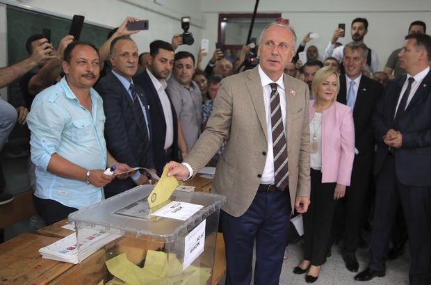 İnce'nin memleketi Yalova'dan Erdoğan çıktı