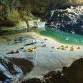 İşte dünyanın en ilginç yer altı plajı