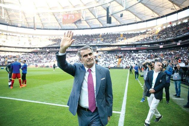 Beşiktaş son dakika transfer haberleri! Şenol Güneş kararını verdi! Oğuzhan Özyakup mu Tolgay Arslan mı satılacak?