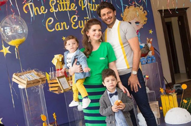 Pelin Karahan ile eşi Bedri Güntay evlilik yıldönümlerini kutladı - Magazin haberleri
