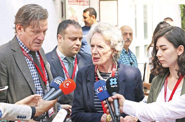 AGİT'ten 24 haziran seçimleri açıklaması yaptı