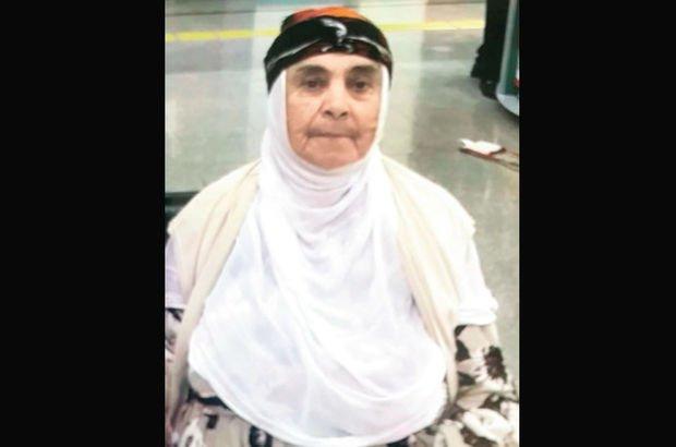 Yaşlı kadın sandıkta gözaltına alındı