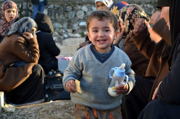 Son dakika... Türkiye nüfusunun yüzde 4,43'ü Suriyelilerden oluşuyor