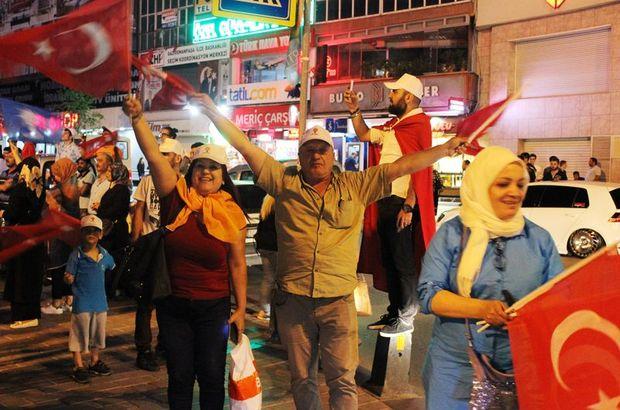 İstanbul'da yarışın dikkat çeken sonuçları...